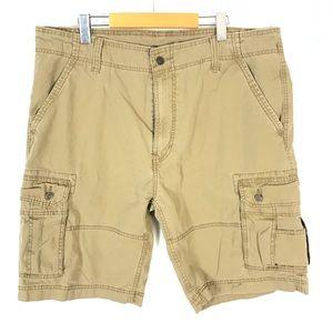 Levi's cargo shorts 40